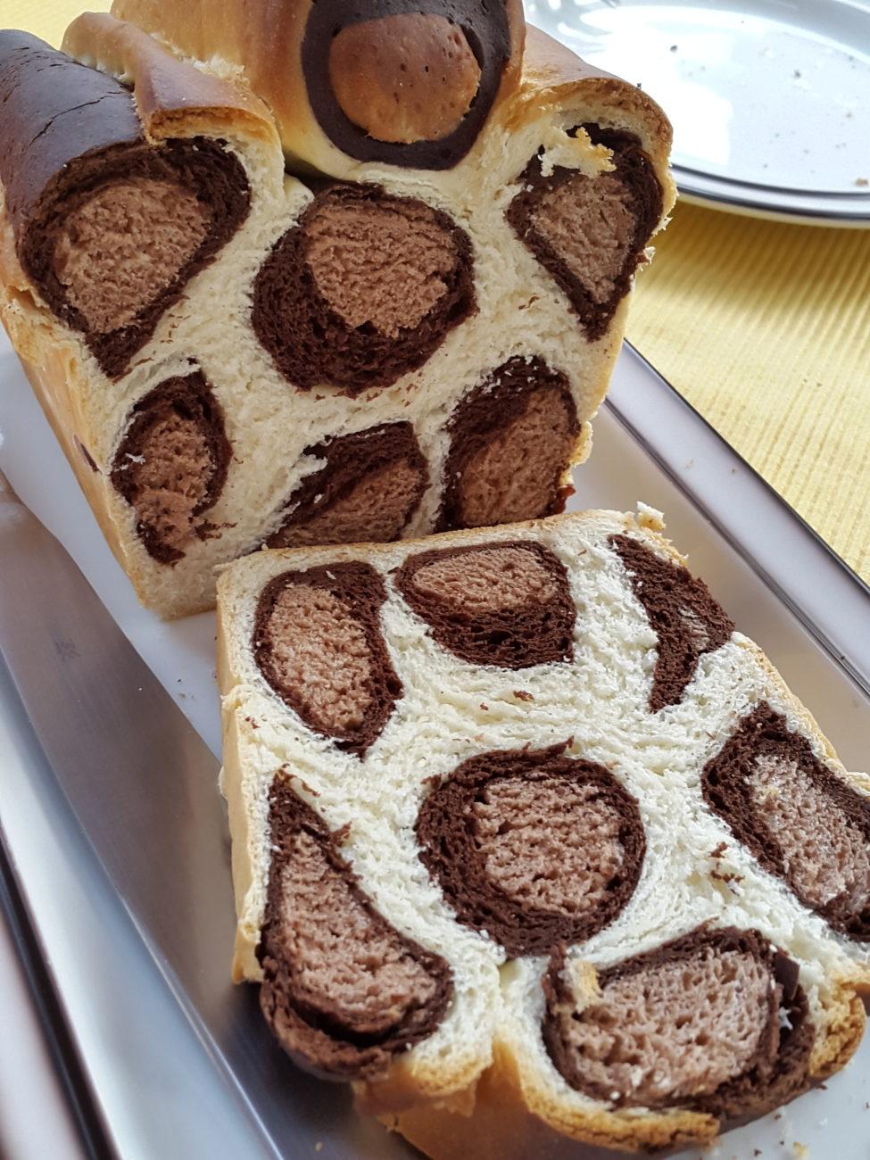 Leoparden-Kuchen