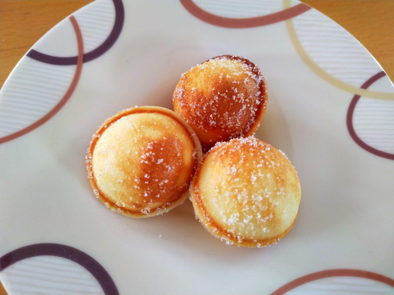 Quarkbällchen ohne Frittieren