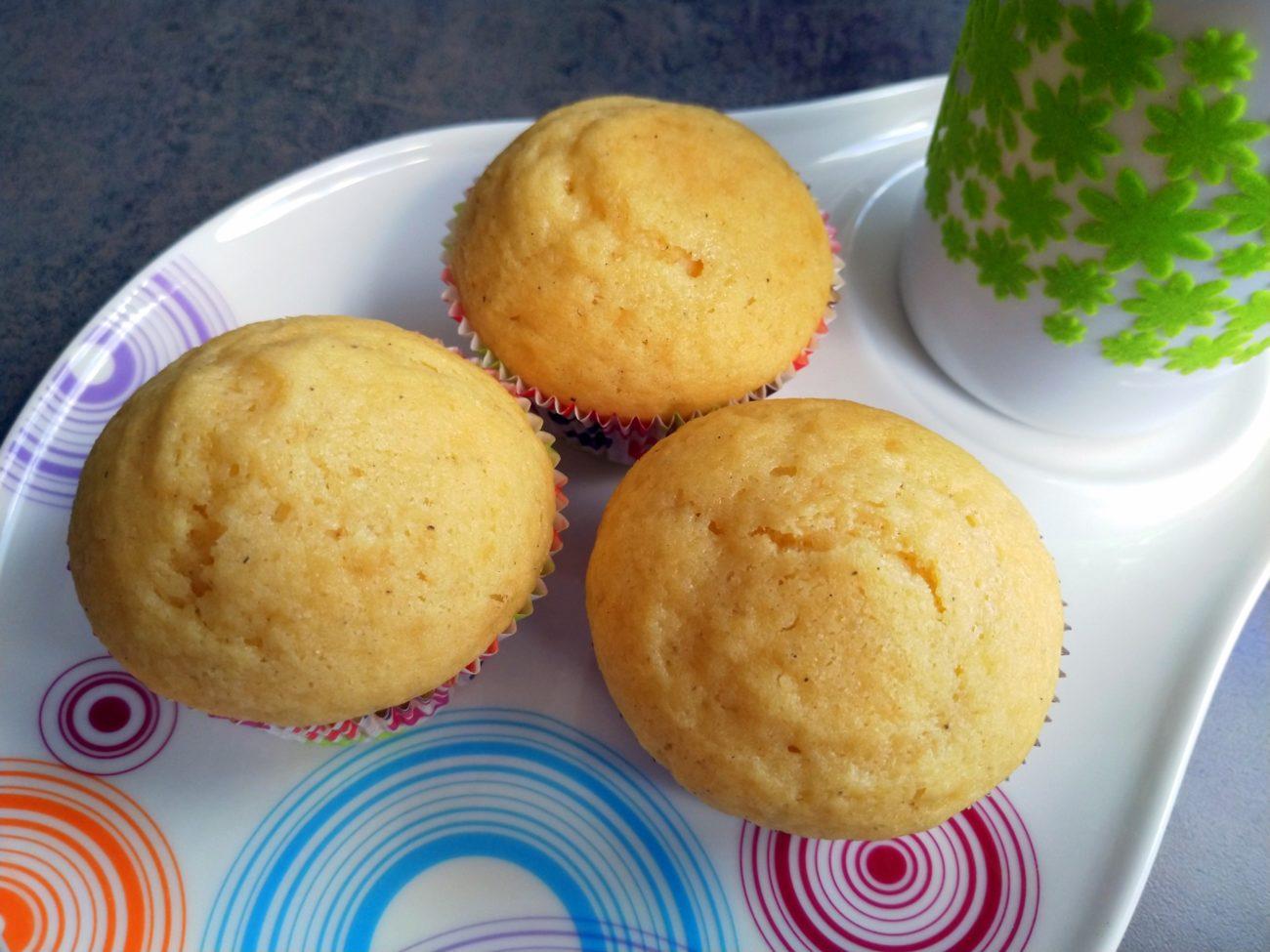 Frischkäse-Muffins