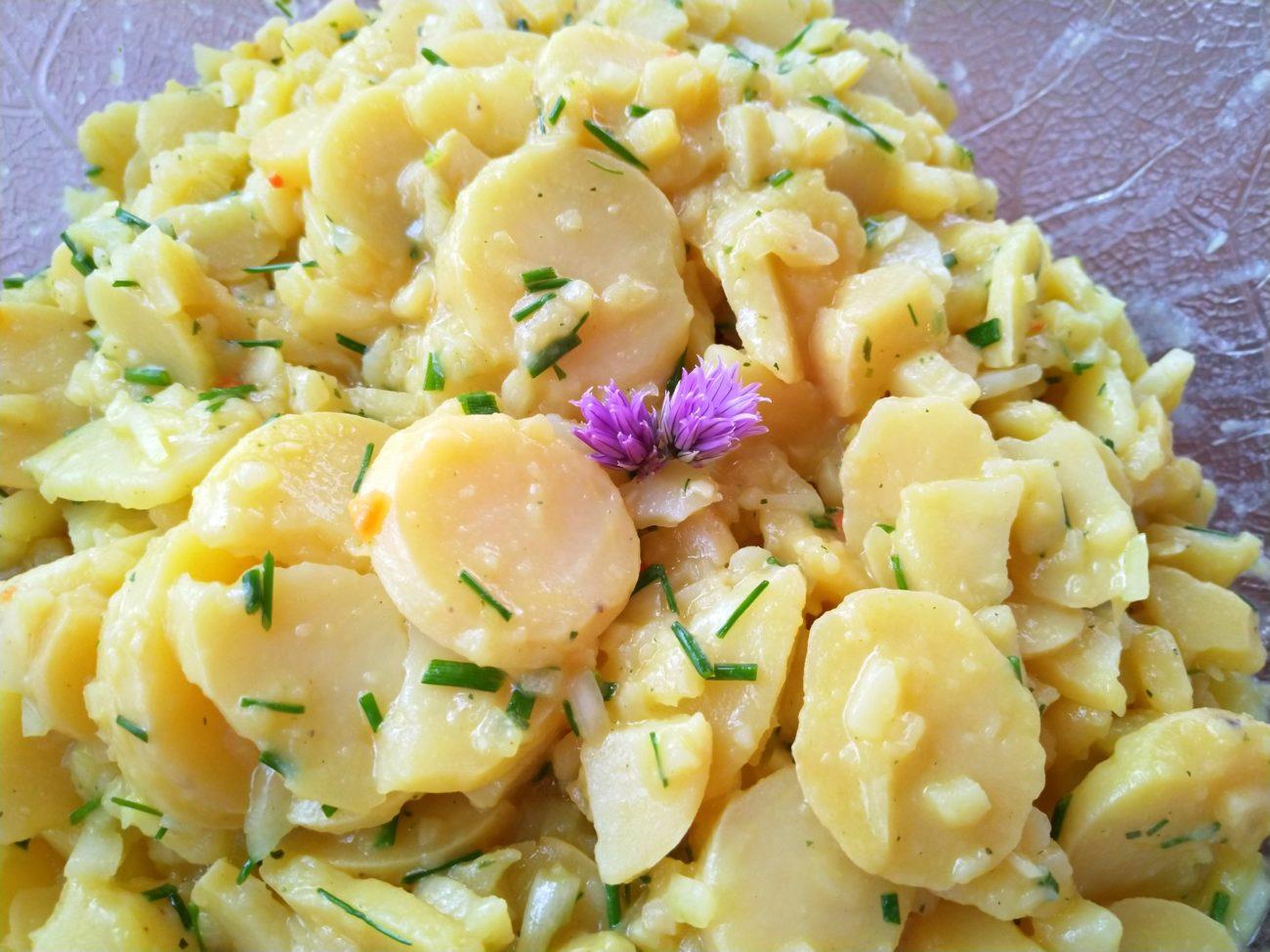Kartoffelsalat nach Omas Art